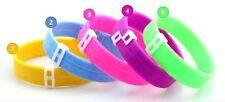 Stillarmband Silikonarmband Silikon 5 Farben Stillhilfe Stillen Baby