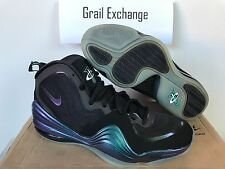 NEW Nike Air Max Penny V 537331-002 Invisibility Cloak DS Foamposite Size 1