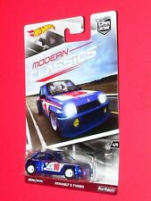 Hot Wheels RENAULT 5 TURBO  #4  CAR CULTURE MODERN CLASSICS  DWH69-4B10