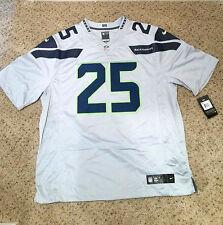 4b3f9144 Nike Seattle Seahawks Richard Sherman Limited on Field Jersey Grey XXL 2xl