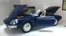 Modellini statici auto blu per Alfa Romeo