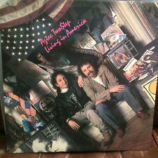 Aztec Two-Step Living In America LP RFS 8601 (NM Vinyl)