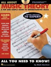 All About Music Theory: A Fun and Simple Guide to Understanding Music Online Aud