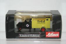 Schuco Cassetta carrello Erdal 1:43 OVP NUOVO 02129 nella sua confezione originale top