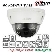 Dahua 4MP IP Dome Camera H.265 POE IR IP67 IK10 Audio TF 3.6mm IPC-HDBW4431E-ASE