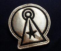 Star Trek The Original Series COMMAND Patch Insignia Pin Uniform USS INTREPID