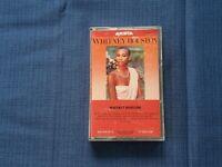 Whitney Houston Cassette 1985 Arista