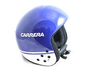 Carrera Herren Skihelm Bullet, Blau/Weiß, Größe 60 cm, E00280BV56000 *NEU*