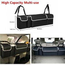 High Capacity Multi-use Oxford Car Seat Back Organizers Bag Interior Accessories