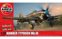 AIRFIX 1:72 SCALE HAWKER TYPHOON MK.IB WW2 AIRCRAFT MODEL KIT PLANE A02041A