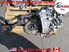 JDM Mazda Speed 6 Turbo 6 Speed Transmission 2005-2007 Mazda Speed 3 6speed MT