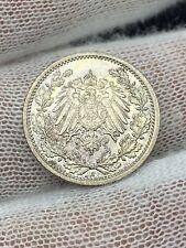 1917a Germany 1/2 Mark