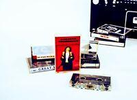 Melissa Etheridge: Melissa Etheridge (1988, Island Records) ~ Cassette ~ Rock