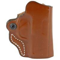 DeSantis 019 Mini Scabbard Belt Holster Fits SIG SAUER P365 Right Tan  019TA8JZ0
