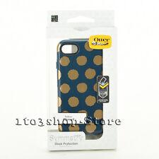 OtterBox SYMMETRY Hard Shell Cover Case iPhone 7 BLAZER BLUE/FIREFLY G