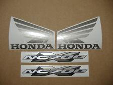 NC700X 2012 logo decals stickers graphics set kit autocollant nc700xa 2013 2014