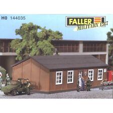 H0 1:87 Baracke Faller 144035 Modellbau Eisenbahn Militär Bundeswehr Bausatz RAR