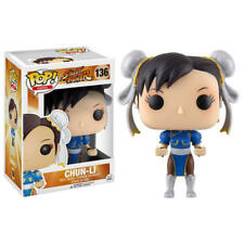 Figura Funko pop Street Fighter Chun Li