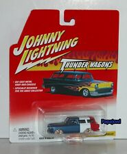 Johnny White Lightning 1950's Custom Rumblur AMC Rambler 50 Thunder Wagons 1:64B