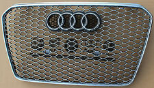 Audi RS5 facelift original grille front grill in Chrome color finis BBQ Grill