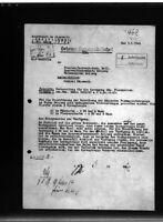 Kriegstagebücher des Marinekommandos Dänemark und Norwegen von 1941 - 1943