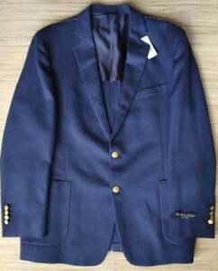Brooks Brothers blazer size 44R - Regent Fit, Cotton & Linen, running big