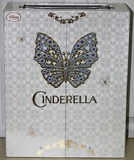"Disney Store Cinderella Platinum Wedding Dress 17"" Limited Edition of 500 Doll"