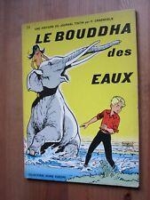 CRAENHALS LE BOUDDHA DES EAUX JE 34 EO 1965