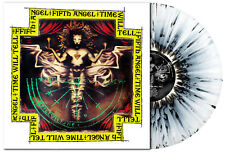 FIFTH ANGEL - TIME WILL TELL, 2018 EU WHITE BLACK MARBLED vinyl LP, 017/300! NEW