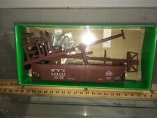 Bowser HO Scale Kit - NIB!  70 TON OFFSET Hopper NEW YORK CENTRAL