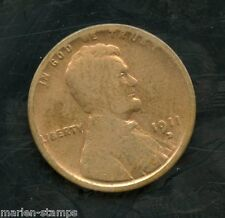 UNITED STATES  1911D LINCOLN CENT  YOU DO THE GRADING HAVE FUN