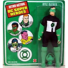 "DC retro action dc superheroes Green lantern KYLE RAYNER 8"" INCH action figure"