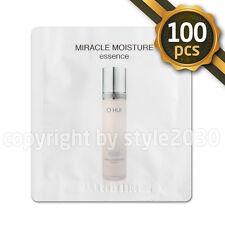 [O HUI] Miracle Moisture Essence 1ml x 100pcs (100ml) Serum Moisturizers OHUI