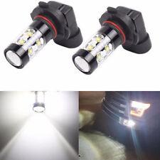Fog Lights For Ford F150 2002 2016 Super Bright 80w Cree Led Bulbs H10 9145