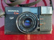 Konica C35 35mm Rangefinder Film Camera Body Only
