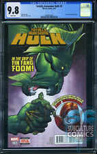 TOTALLY AWESOME HULK #3 - CGC 9.8 - SOLD OUT - FIRST PRINT - FIN FANG FOOM APP.