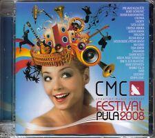CMC PULA CD FESTIVAL 2008 Prljavo Kazaliste Boris Ivana Colonia Shorty Jelena