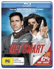 Get Smart (Blu-ray, 2008)
