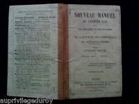 Livre Religieux Ancien: Nouveau manuel du 1er Age Histoire Sainte - Prière