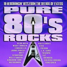 Various Artists .. Pure 80's Rock