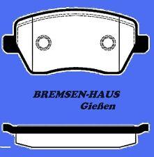 Bremsbeläge vorne Nissan Micra & Cabrio (K12/CK12)  ab Bj 03