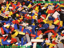 LEGO 100 Random used assorted pieces bricks of LEGO Plates Windows