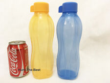 H2O On The Go Eco Bottle Water Drink Sport 750ml (2) Tupperware