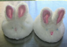 """Build a bear Bunny slippers, fits most 14""""-18"""" bears"""