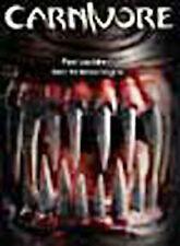 Carnivore (DVD, 2002)