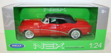 Welly NEX 1/24 Scale 24027W - 1953 Buick Skylark - Red - Top Up