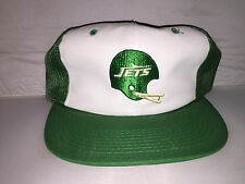 Vtg New York Jets Sports Specialties Snapback hat cap rare 80s Joe Namath og