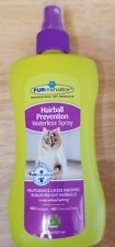 Furminator Hairball Prevention Waterless Spray for Cats 8.5 oz