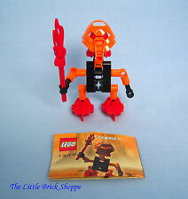 Lego Bionicle Mata Nui 1417 Turaga VAKAMA - Complete with instructions