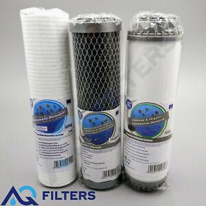 "Koi Ponds & Dechlorinator HMA Water Filter System 10"" Replacements"